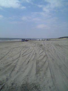 海はよかったのですが