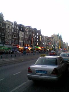 オランダに行きました